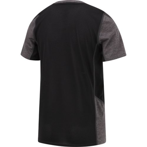 BCG Boys' Fitted Compression Colorblock Crew Training T-shirt - view number 2