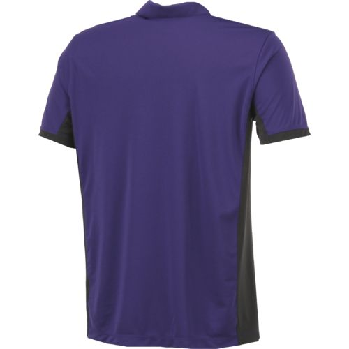Nike Men's Louisiana State University Dri-FIT Evergreen Polo Shirt - view number 2