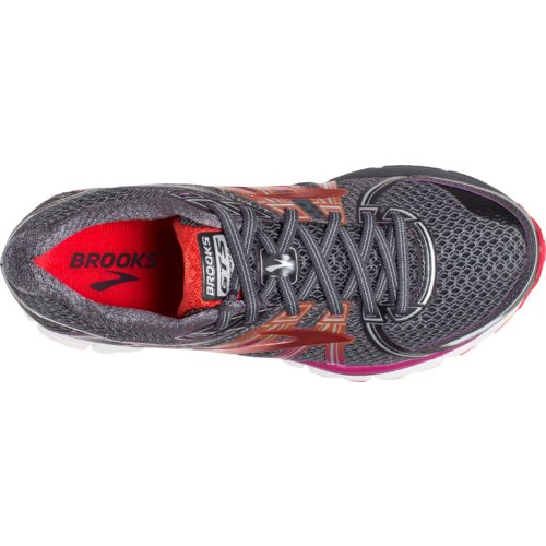 Brooks Women's Adrenaline GTS 17 Wide Running Shoes - view number 5