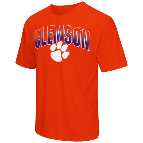 Colosseum Athletics™ Men's Clemson University Golden Boy T-shirt - view number 2