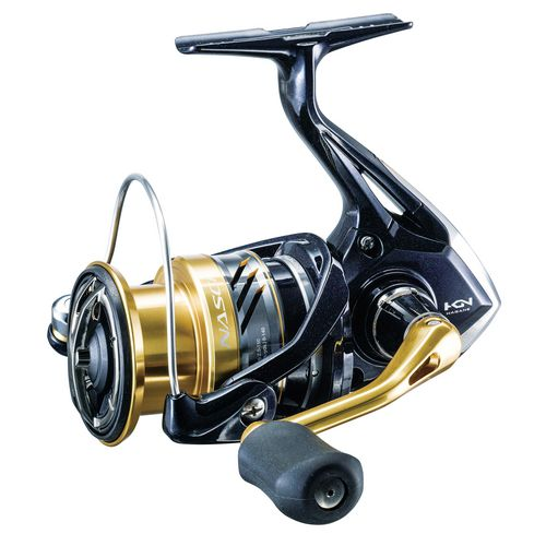 Display product reviews for Shimano NASCI Spinning Reel