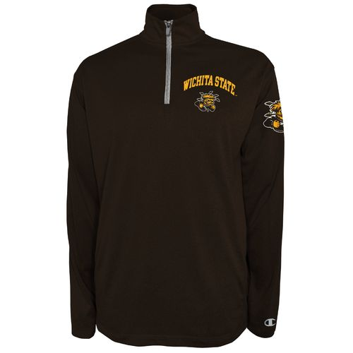 Champion™ Men's Wichita State University Victory 1/4 Zip Pullover