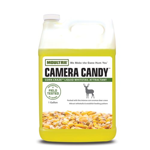 Moultrie Camera Candy Corn Craze 1-Gallon Deer Attractant