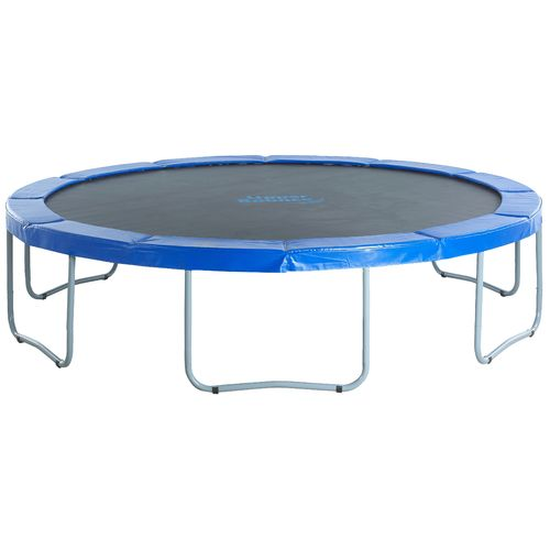 Upper Bounce® 14' Round Trampoline with Safety Pad