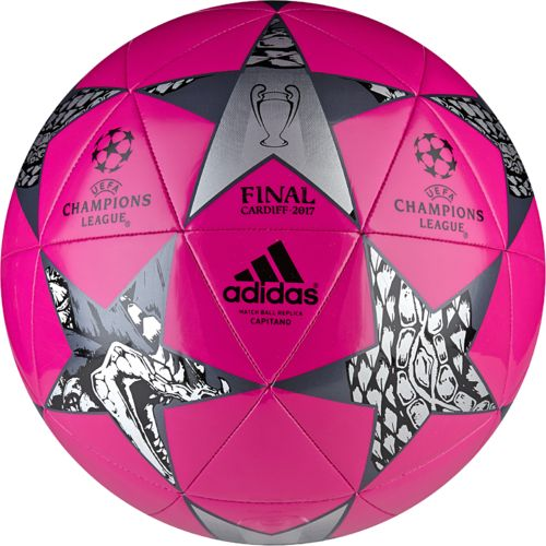 adidas Finale Cardiff Capitano Soccer Ball