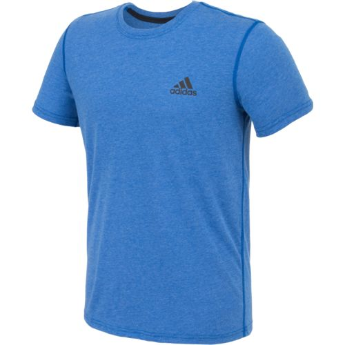 adidas™ Men's Ultimate Crew Short Sleeve T-shirt