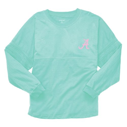 Boxercraft Women's University of Alabama Pom Pom Jersey - view number 2