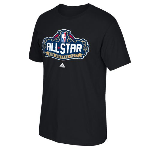 adidas Men's NBA All Star 2017 Primary Logo T-shirt