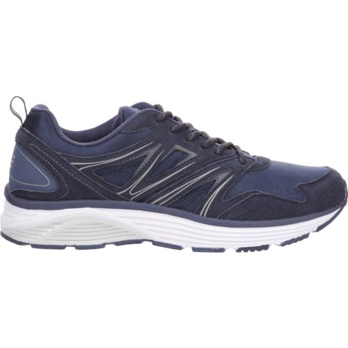 BCG Men's Premium Walker Walking Shoes (Navy)