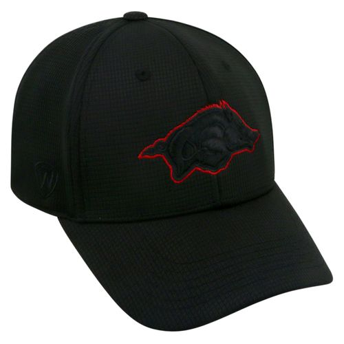 Top of the World Men's University of Arkansas Booster Plus Tonal 3 Cap