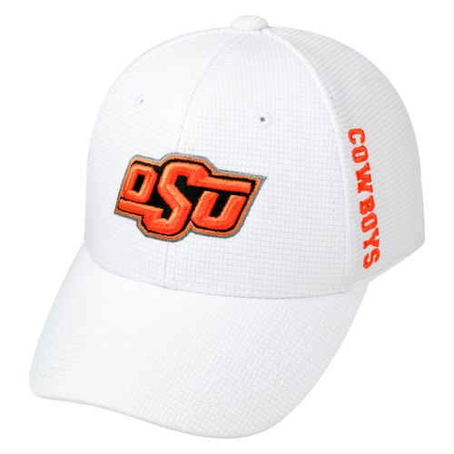 Top of the World Men's Oklahoma State University Booster Plus Flex Cap