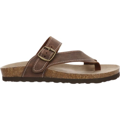 Display product reviews for Mountain Sole Women's Footbed Sandals
