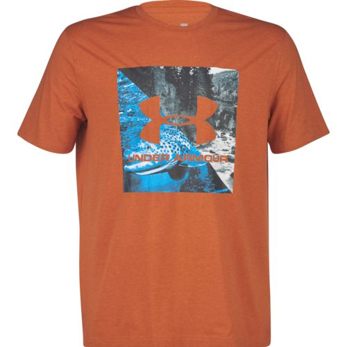 Under Armour Men's Fresh Water Photo Reel T-shirt