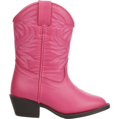 Austin Trading Co. Toddler Girls' Damsel Western Boots
