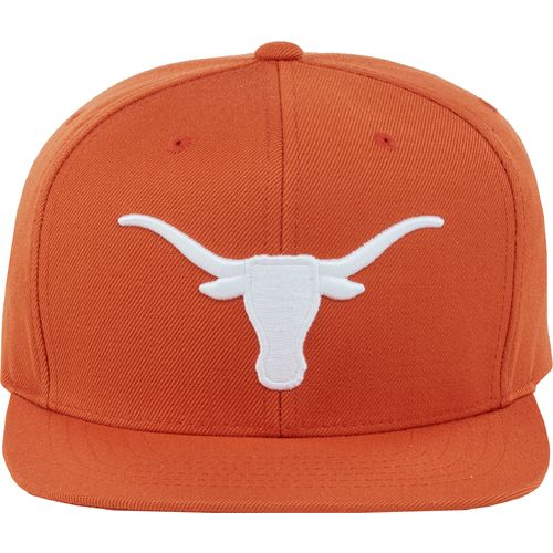 We Are Texas Men's University of Texas Contact Flat Brim Cap