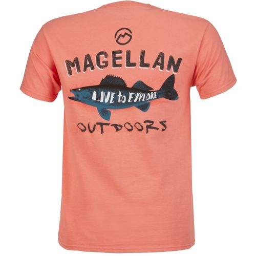Magellan Outdoors Men's Walleye T-shirt - view number 1