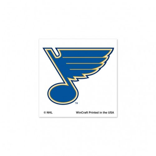 WinCraft St. Louis Blues 1.5 in x 1.5 in Tattoos 4-Pack