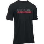 Under Armour Men's Stacked Wordmark Fill T-shirt - view number 1