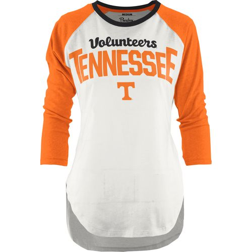 Display product reviews for Three Squared Juniors' University of Tennessee Quin T-shirt