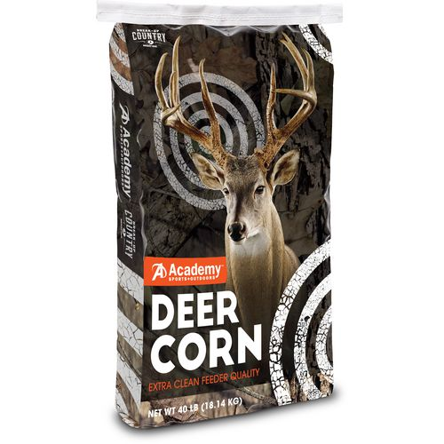 Academy Sports + Outdoors Deer Corn 40 lb Bag - view number 2