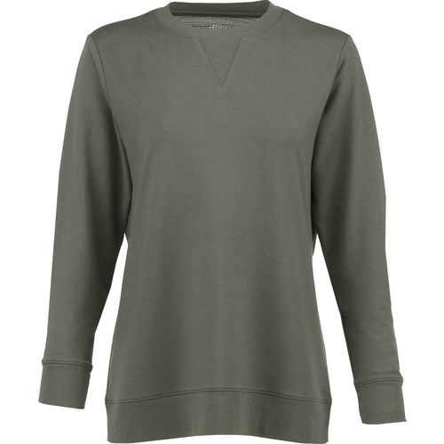 Display product reviews for BCG Women's French Terry Pullover Sweatshirt