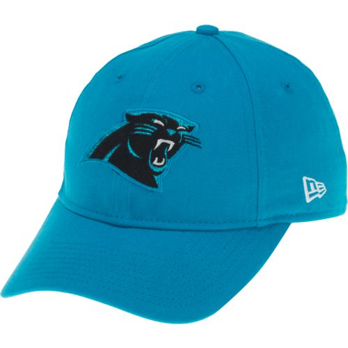 New Era Women's Carolina Panthers 9TWENTY Team Glisten Cap - view number 2