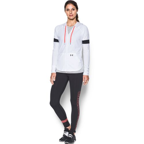 Under Armour Women's Sportstyle Full Zip Training Hoodie - view number 3