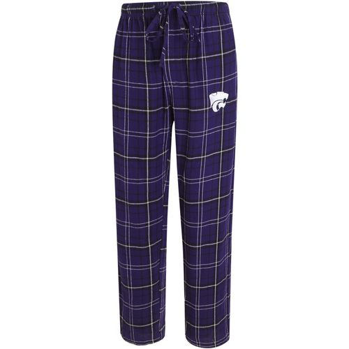 Concepts Sport Men's Kansas State University Ultimate Flannel Pant