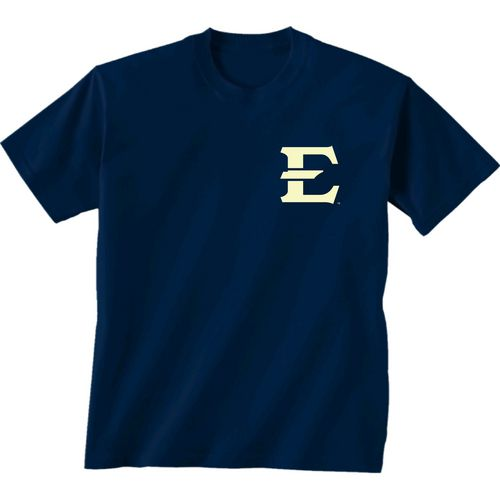 New World Graphics Women's East Tennessee State University Logo Aztec T-shirt - view number 2