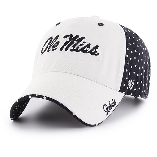 '47 University of Mississippi Women's Offbeat Clean Up Cap