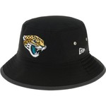 New Era Men's Jacksonville Jaguars Onfield Training Bucket Cap - view number 2