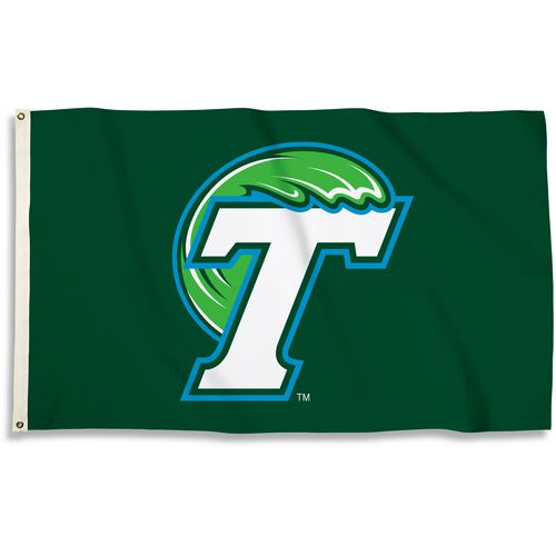 BSI Tulane University 3 ft x 5 ft Flag