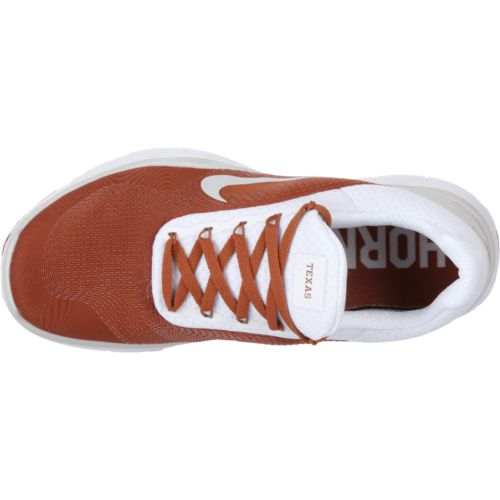 Nike Men's University of Texas Free Trainer V7 Week Zero  Training Shoes - view number 7