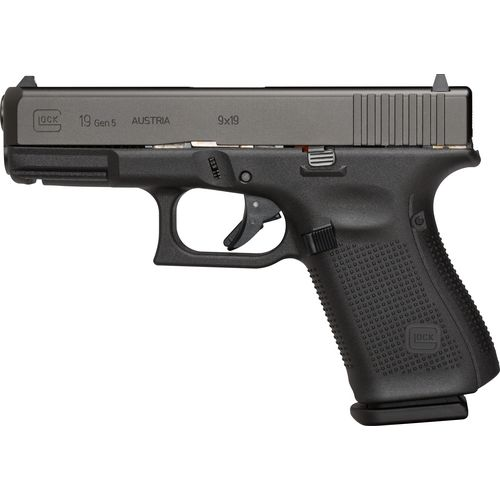 Display product reviews for GLOCK 19 Gen 5 9mm Semiautomatic Pistol