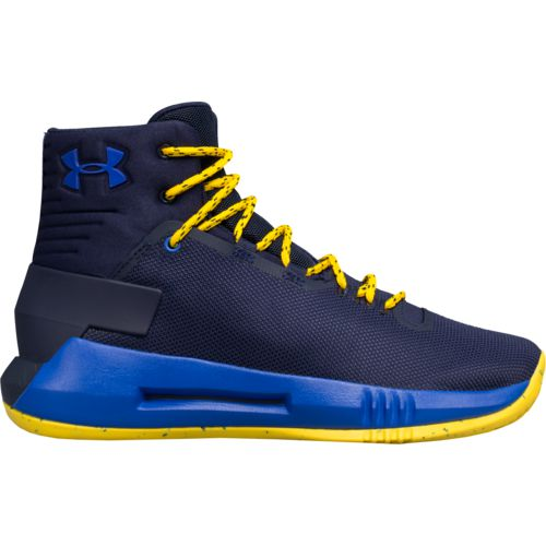 Under Armour Boys' BGS Drive 4 Basketball Shoes