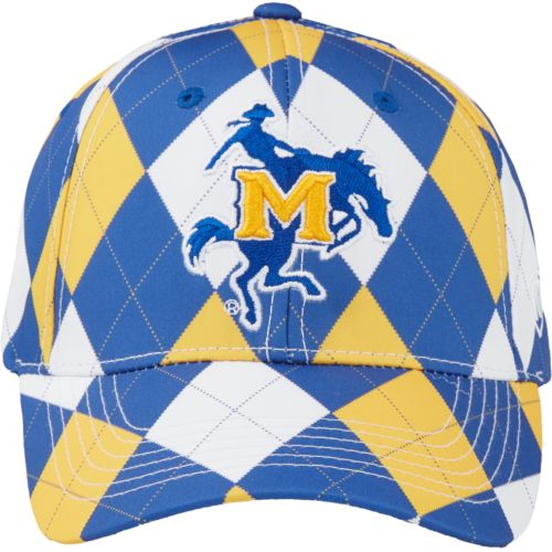 Top of the World Men's McNeese State University Out Loud 3-Tone Cap