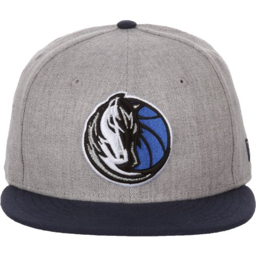New Era Men's Dallas Mavericks 9FIFTY Stock 2T Cap