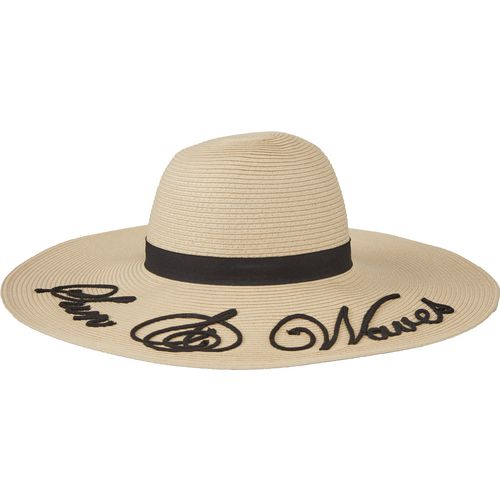 O'Rageous Women's Swim Verbiage Sun Hat