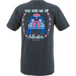 Love & Pineapples Women's You Had Me At Adventure T-shirt - view number 3
