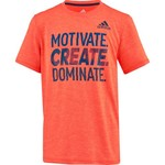 adidas Toddler climalite Motivate Create Dominate T-shirt - view number 1
