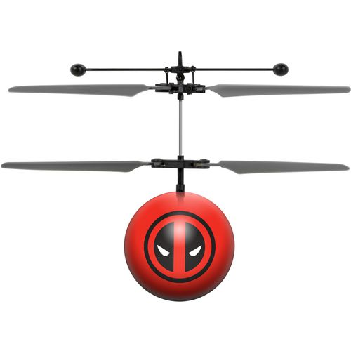 World Tech Toys Marvel X-Men Deadpool IR UFO Ball Helicopter - view number 2
