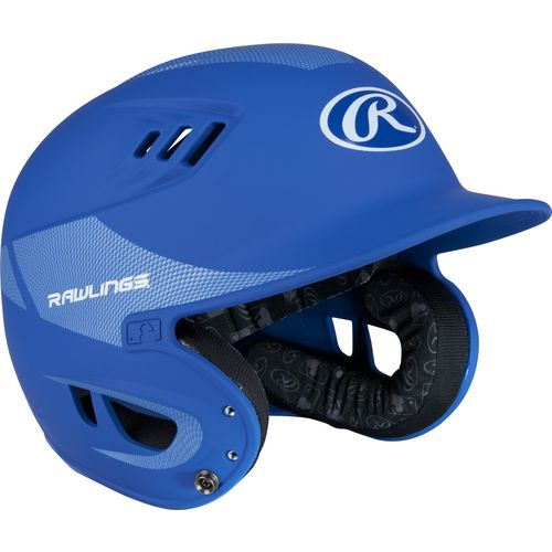 Rawlings Adults' Velo Carbon Fiber Batting Helmet