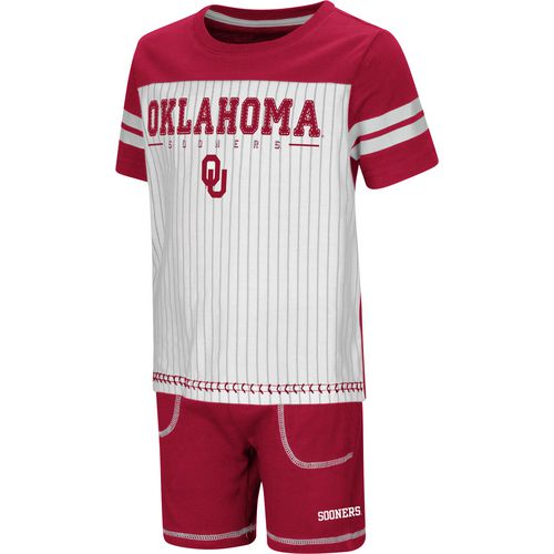 Colosseum Athletics Toddler Boys' University of Oklahoma Great Bambino Set