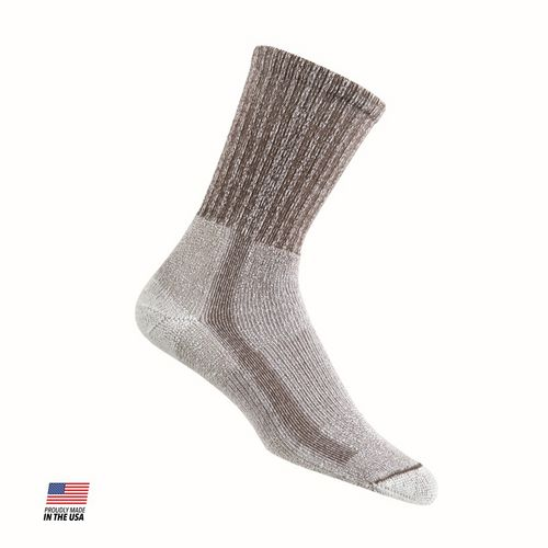 Thorlos Large Men's Light Hiking Crew Socks