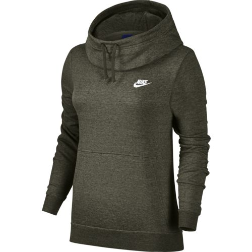 Display product reviews for Nike Women's Sportswear Funnel Neck Hoodie