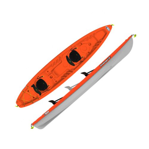Pelican Challenger 130T 13 ft Fishing Kayak