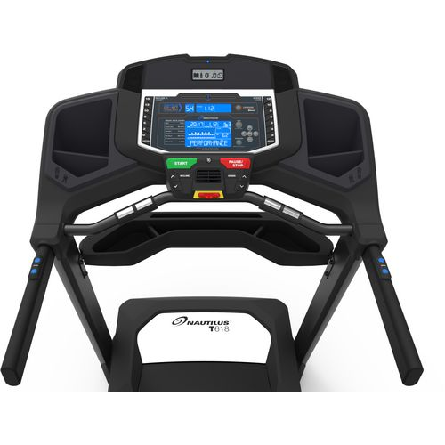 Nautilus T618 Treadmill - view number 1