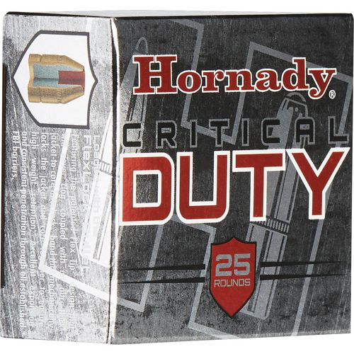 Hornady Critical Duty 9mm +P Luger 124-Grain FlexLock Ammunition - view number 3