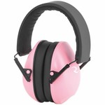 Radians Pink Low-Set™ Earmuffs