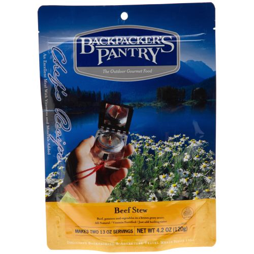 Image for Backpacker's Pantry Beef Stew from Academy